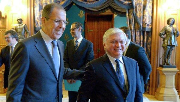 Lavrov-Nalbəndyan görüşünə Bakıdan - Reaksiya