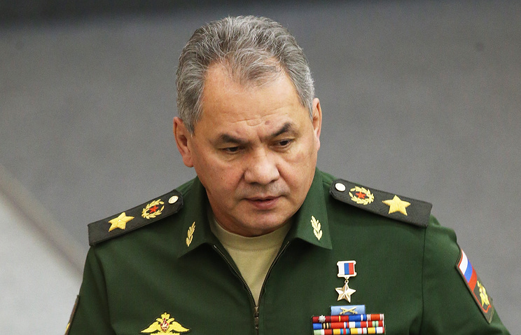 Sergei Shoigu invites NATO teams to International Army Games