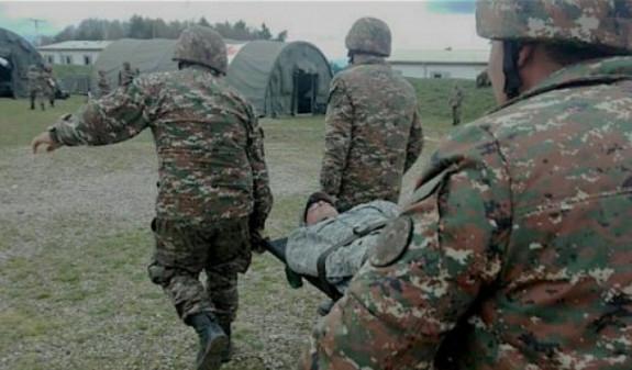 Ermənistan ordusunun polkovniki məhv edildi