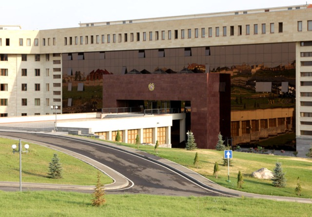 ارمنیستان مدافعه ناظیرلیینده حادثه
