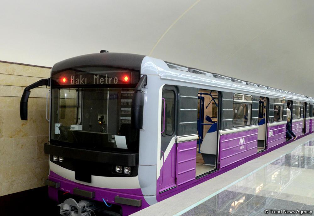 Metronun yeni dispetçer mərkəzi açıldı