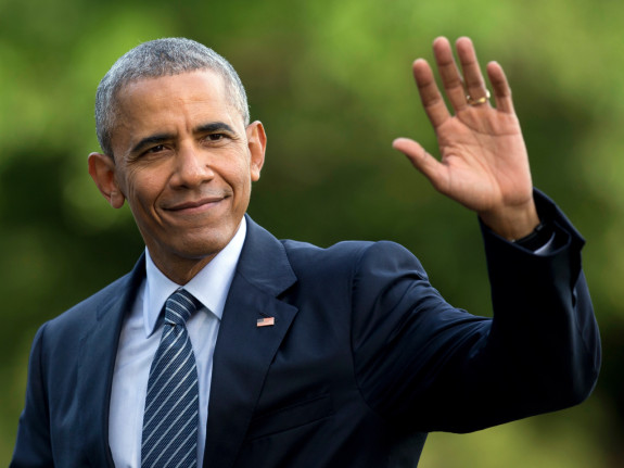 Obama tarixi rekorda imza atdı - Foto