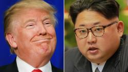 """Trump called Kim Jong Un """"a madman with nuclear weapon"""""""