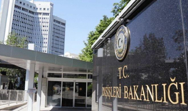 The Turkish MFA issued a statement on Khojaly
