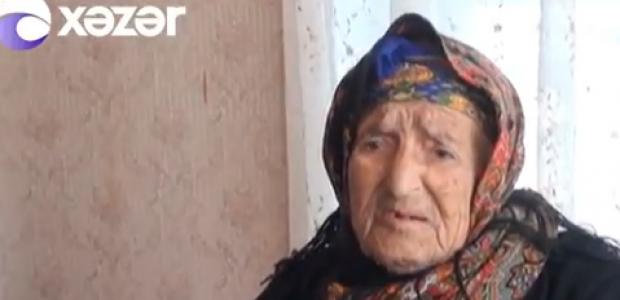 Azərbaycanın ən yaşlı vətəndaşı - Video