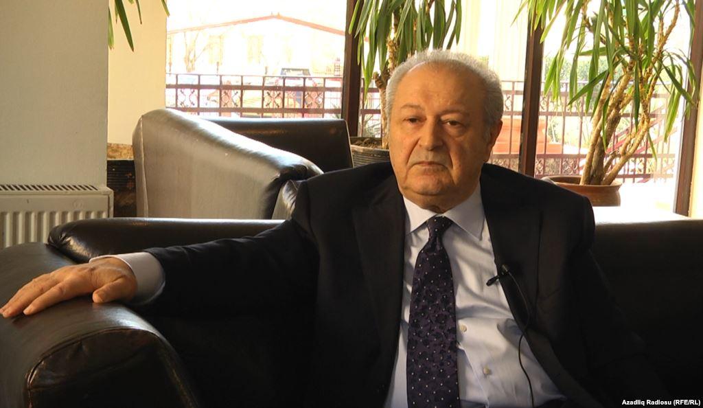 Ayaz Mütəllibov ermənilərə rusca müraciət etdi - Video