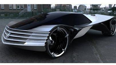 بو آوتومبیله ۸ قرام یاناجاق ۱۰۰ ایل بس ائدیر - فوتو
