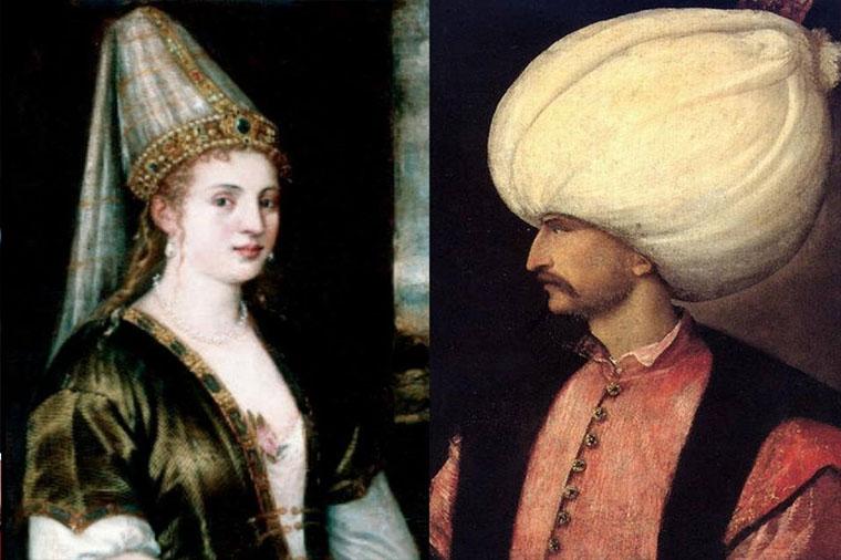 اوکراینالی خرم سلطان: قاتیل، یوخسا... - تاریخ