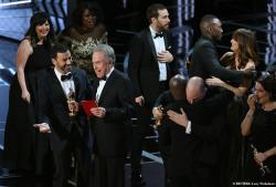 «ساتیجی» اوسکار آلدی: ترامپ تنقید ائدیلدی