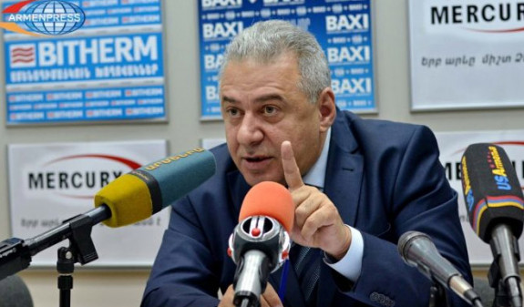 Moscow demands Harutyunyan to be given a new position
