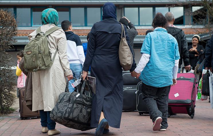 В Сирию за сутки вернулись более 140 беженцев