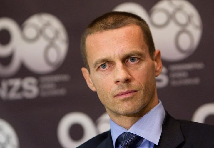Çeferin yenidən UEFA-nın prezidenti seçildi
