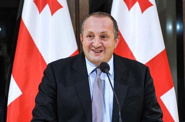 Gürcüstan prezidentindən Putinə cavab...