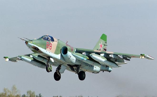 اوکراینا هوجوما حاضیرلاشیر: ۴ سو-۲۵ گؤندریلدی