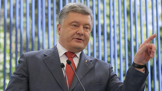 Rusiya ilə bu halda danışıqlar aparacağıq - Poroşenko