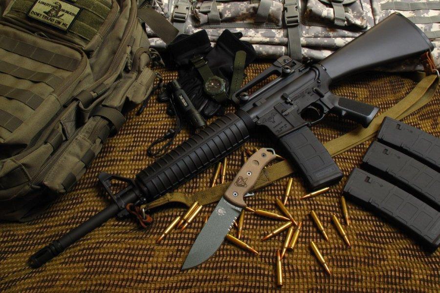 آمریکا عراقدا ۱ میلیاردلیق سلاح «ایتیردی»