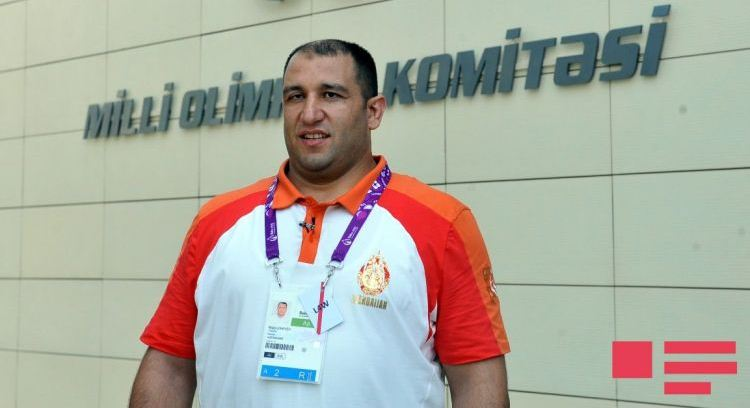 İlham Zəkiyev növbəti medalını qazandı