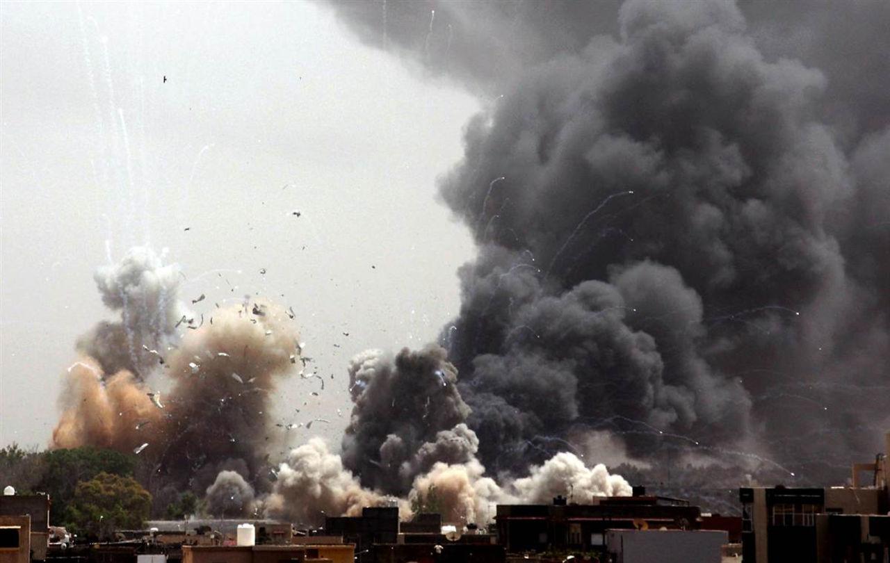 В Афганистане при авиаударе погибли 8 человек