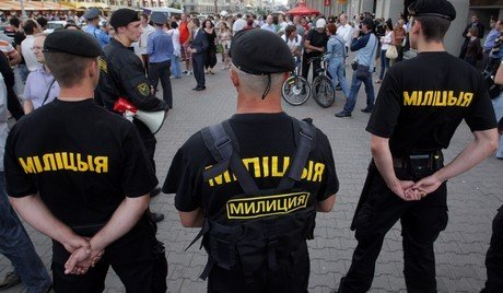 Minskdə Lukaşenko əleyhinə mitinq başladı