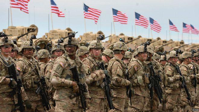 США перебросят в Европу военных для учений