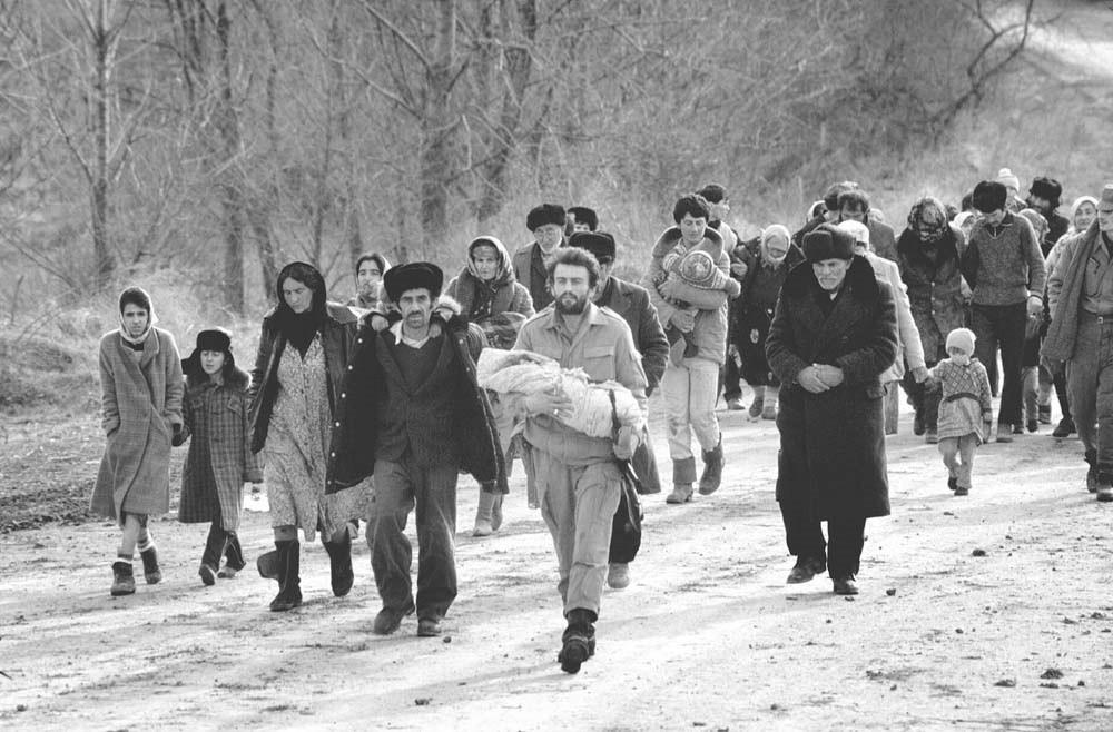 ارمنیلرین تؤرتدیی سویقیریمدان ۹۹ ایل اؤتور