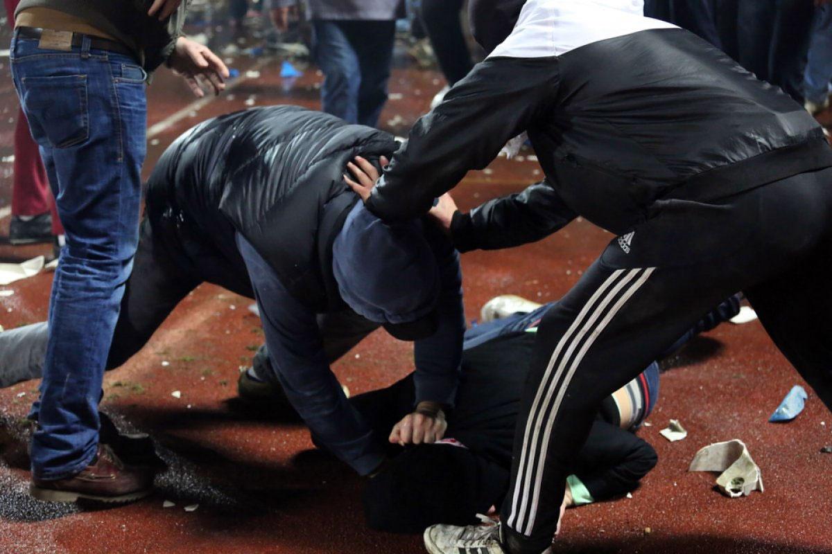 Azərbaycanlılarla ruslar arasında dava: ölən var - Video