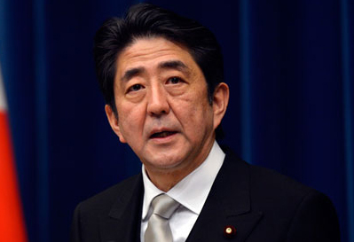 Japan's Abe wins majority of seats in upper house