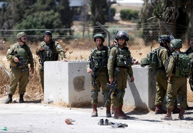 2 Israelis killed in West Bank shooting