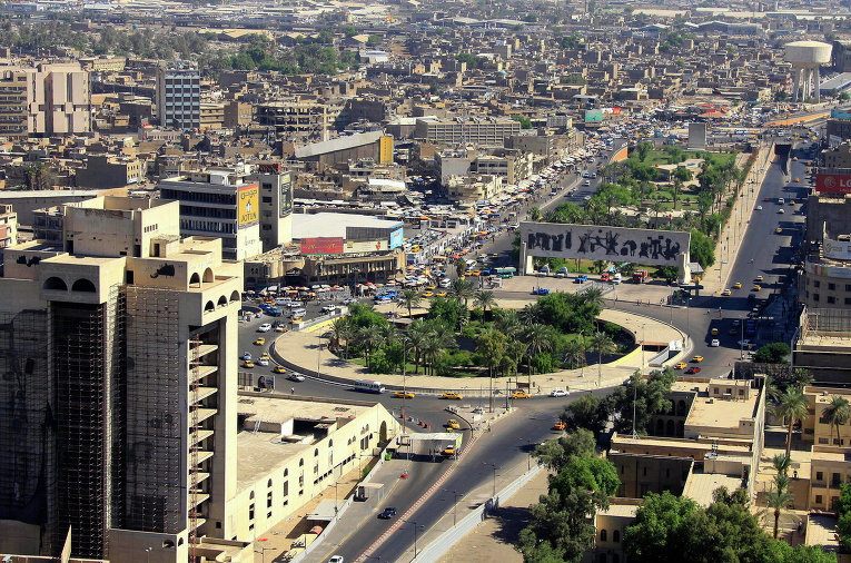 2 killed and 38 wounded in Baghdad protests