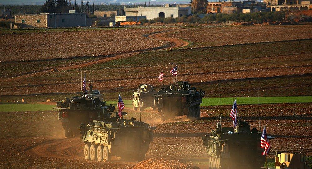 Türkiyəyə pis xəbər: ABŞ Menbiçdə hərbi gücünü artırdı