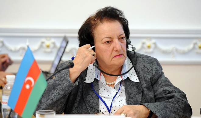Elmira Süleymanova da yola salınır