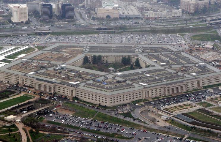 Пентагон перебросил в Нью-Йорк военную похоронную бригаду