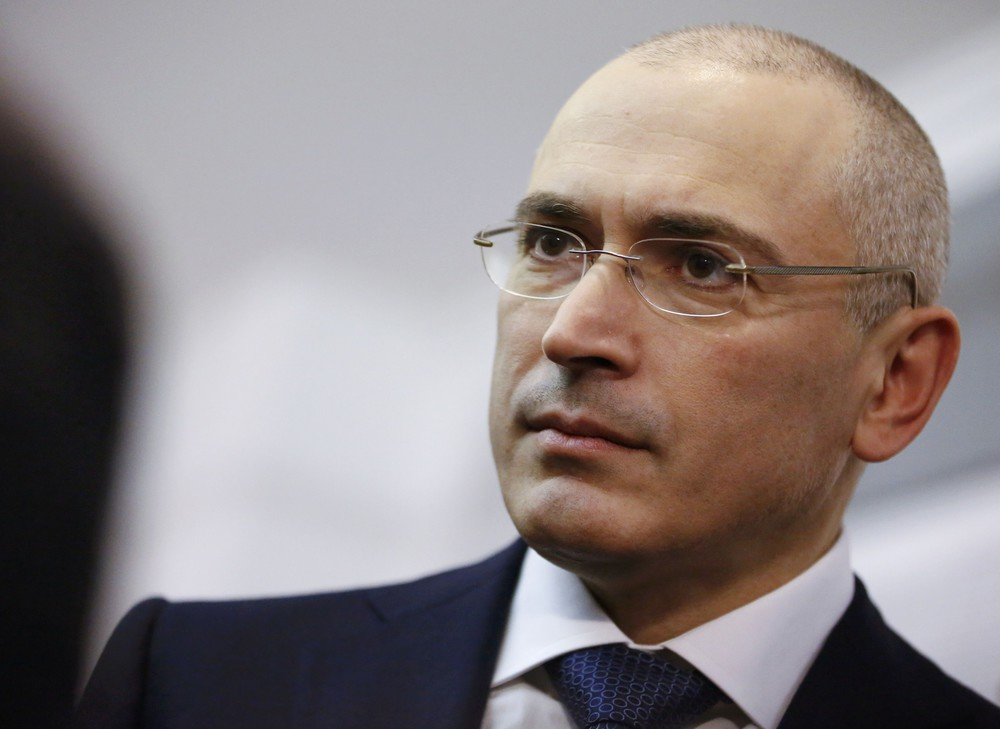 Khodorkovsky's men were arrested