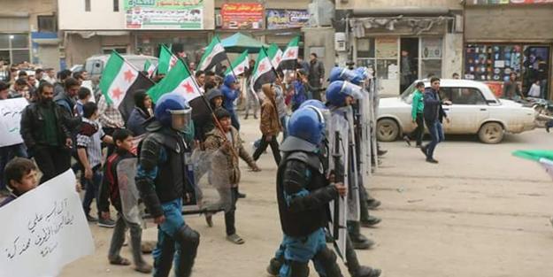 Suriyada dəhşətli partlayış: 14 ölü