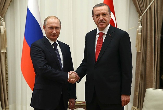 Montreux talks between Putin and Erdogan