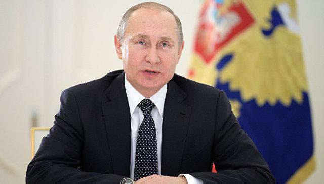 صبرلی اولمالی و لازیمی جوابی وئرملیگیک - پوتین