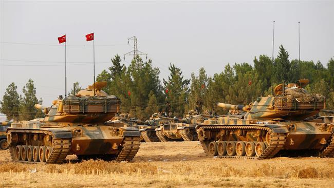 ABŞ-la Türkiyə arasında 13 bəndlik razılaşma - Atəşkəs