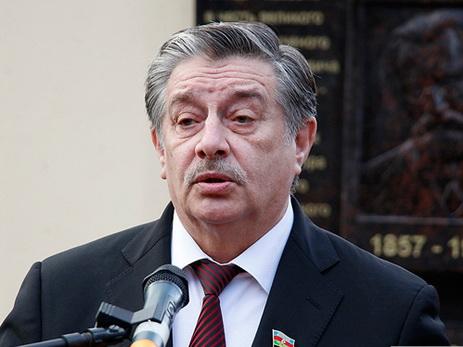 Mixail Zabelin Azərbaycan Rus İcmasının sədri seçildi