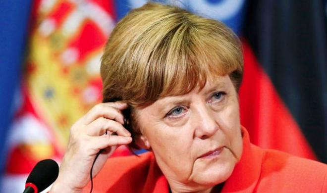 Merkel sheds light on Arab migrants' anti-semitism