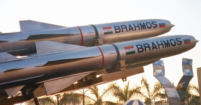 India tests BrahMos missiles
