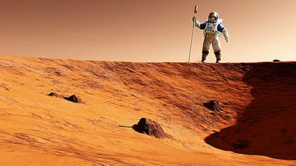 ABŞ Marsı fəth etməyə hazırlaşır