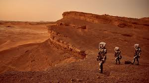 ناسا-نین کئچمیش امکداشی: مارسدا اولموشام!
