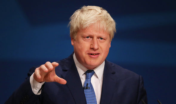 A Brexit deal is now 'touch and go', says Johnson -