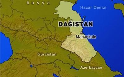 داغیستان-آذربایجان سرحدینده آتیشما: ۲ اؤلو، ۳ یارالی