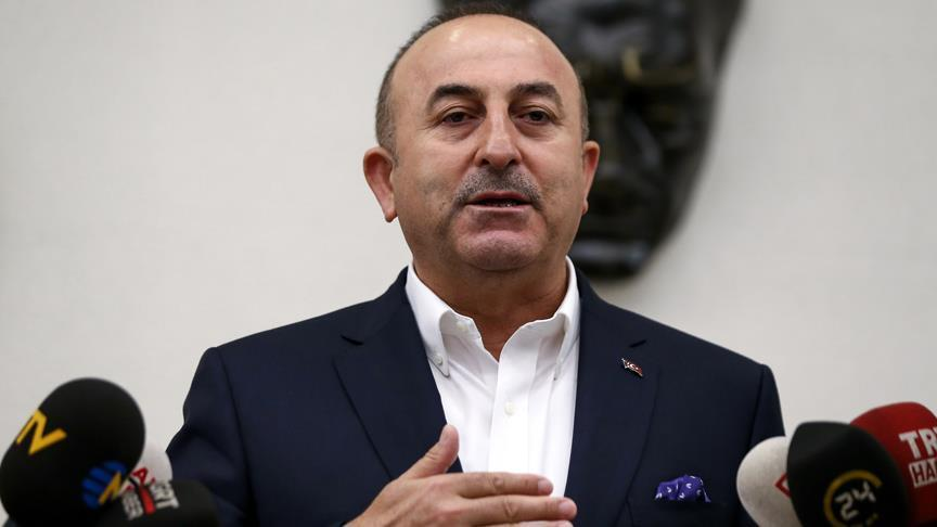 Azerbaijani FM invites Turkish counterpart to visit Baku