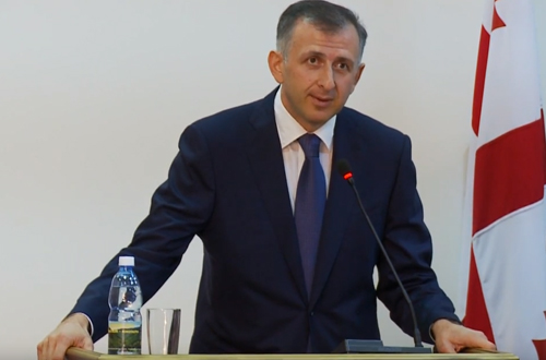 Gürcü səfir Keşikçidağ təxribatından danışdı
