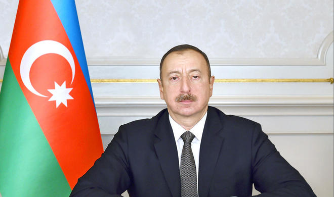 Ilham Aliyev congratulates newly appointed president of Iran