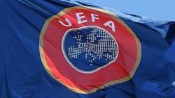 UEFA charge English club after on-pitch brawl