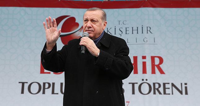 """Ərdoğan hiddətləndi: """"Axı niyə Atatürkə..."""""""