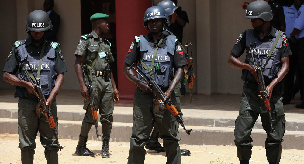 Bombings kill three in Nigeria mosque
